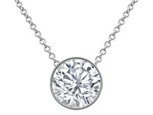 SightHolderDiamonds 3.00ctw Diamond Cut White Topaz Set In Sterling Silver