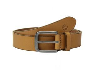 Timberland Mens Belt Genuine Leather Dressy Classic Black or Brown Sizes 32 - 40