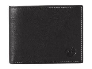 Timberland Bifold Wallet Passcase Billfold Gift Box Soft Dressy Blix Leather