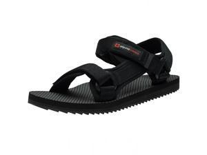 Alpine Swiss Mens Sport Sandals Athletic Open Toe Outdoor Comfort Walking Shoes