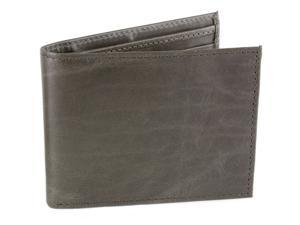 2c2f3491814f95 Mens Leather Wallet RFID Blocking Compact Multi Card Flip ID Bifold Hammer  Anvil
