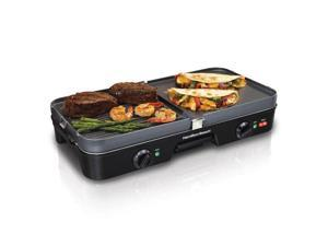 Proctor Silex 3 in One Grill/Griddle 38546