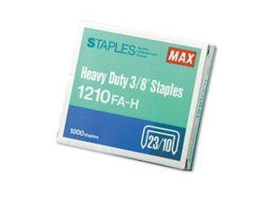 """1-1000PK 3/8"""" STAPLES - MAX1210FAH"""