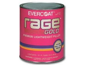 Fibreglass Evercoat 112 Rage Gold Premium Lightweight Body Filler - 1 Gal.