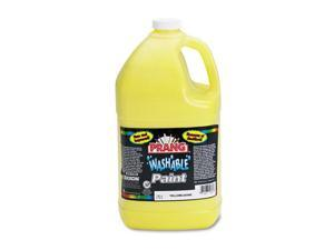 Washable Paint Yellow 1 gal