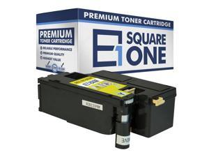 eSquareOne Compatible Toner Cartridge Replacement for DELL 3581G 593-BBJW (Yellow 1-Pack)