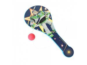 Disney Toy Story 4 Buzz Lightyear Paddle Ball Indoor Outdoor Game