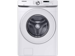 Samsung WF45T6000AW 5.2 cu.ft. Front Load Washer with Shallow Depth in White