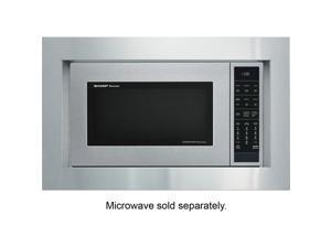 Sharp RK94S27F 27 inch Built-in Microwave Oven Trim Kit
