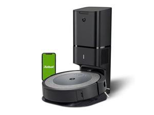iRobot ROOMBAI3550 Roomba i3+ (3550) Wi-Fi Connected Robot Vacuum with Automatic Dirt Disposal