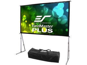 "Elite Screens OMS135H2PLUS Yard Master Plus Series 135"" Outdoor Projector Screen"