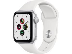 Apple Watch SE Series (GPS) - Silver - 40mm