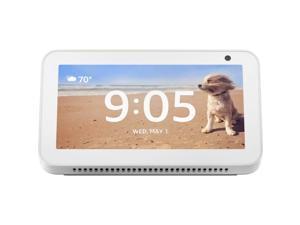 Amazon Echo Show 5 - Compact Smart Display with Alexa - Sandstone