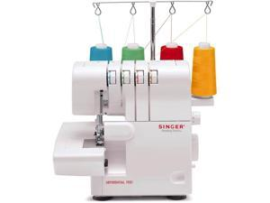 Singer Finishing Touch Portable Pedal Sewing Machine