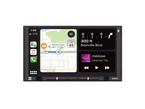 Dual DCPA701 7 inch In-Dash Media Receiver with Bluetooth, Android Auto, and Wired Apple CarPlay