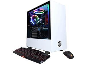 CyberpowerPC Gaming Desktop Gamer Supreme Liquid Cool SLC8960CPGV3 Intel Core i7 10th Gen 10700K (3.80 GHz) 32 GB DDR4 2 TB HDD 500 GB PCIe SSD NVIDIA GeForce RTX 3070 Windows 10 Home 64-bit