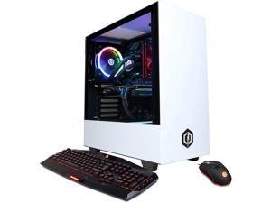 CyberpowerPC Gaming Desktop Gamer Supreme Liquid Cool SLC8960CPGV4 Intel Core i7 11th Gen 11700KF (3.60 GHz) 32 GB DDR4 2 TB HDD 500 GB PCIe SSD NVIDIA GeForce RTX 3070 Windows 10 Home 64-bit