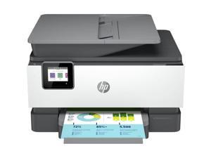 HP Officejet Pro 9015e Inkjet Multifunction Printer - Color - Copier/Fax/Printer/Scanner - 32 ppm Mono/32 ppm Color Print - 4800 x 1200 dpi Print - Automatic Duplex Print - Upto 25000 Pages Monthly -
