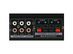 Technical Pro IA1000U Integrated 1000 Watt Amplifier with USB and SD Card Inputs