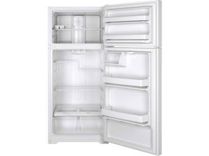 General  Electric  GTS16DTHWW:  GE  ®  15.5  Cu.  Ft.  Top-Freezer  Refrigerator