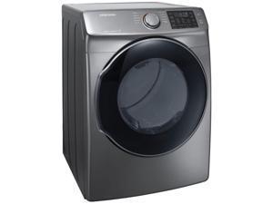 Samsung  7.5 Cu. Ft. Platinum Electric Steam Dryer