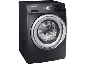 Samsung WF45N5300AV 4.5 Cu. Ft. Black Stainless Front Load Washer WF45N5300AV/US