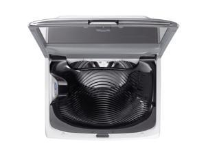 Samsung 5.4 Cu. Ft. White Top Load Steam Washer