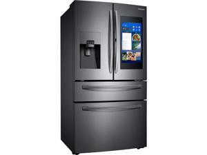 Samsung 28 Cu. Ft. Black Stainless 4-Door French Door Refrigerator