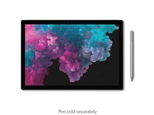 "Microsoft Surface Pro 6 LGP-00001 Intel Core i5 8th Gen 8250U (1.60 GHz) 8 GB Memory 128 GB SSD Intel UHD Graphics 620 12.3"" Touchscreen 2736 x 1824 Detachable 2-in-1 Laptop Windows 10 Home 64-Bit"