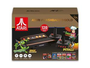 Atari Flashback 9 Gold Classic Game Console
