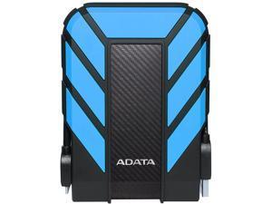 """ADATA 2TB HD710 Pro USB3.1 2.5"""" Portable Blue Hard Drive Model AHD710P-2TU31-CBL"""