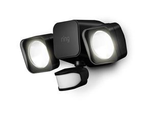 Ring 5B21S8-BEN0 Introducing Ring Smart Lighting - Floodlight, Battery - Black