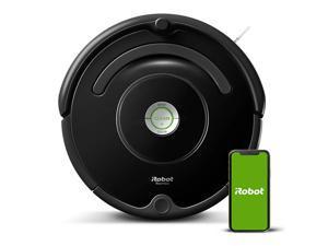 iRobot ROOMBA675 Roomba 675 App-Controlled Self-Charging Robot Vacuum