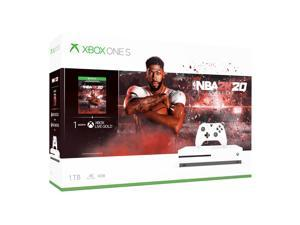 Microsoft XBOXSNBA2K20 Xbox One S NBA 2K20 Bundle