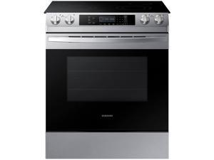Samsung NE58R9311SS 5.8 Cu.Ft. Stainless Slide-in Electric Range