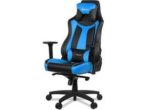 Arozzi Vernazza Series Super Premium Gaming Racing Style Swivel Chair Blue