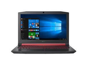 "Acer Nitro 5 Gaming Notebook, 15.6"" FHD Display, Intel Core i5-8300H Upto 4.0GHz, 8GB RAM, 1TB HDD, NVIDIA GeForce GTX 1050, HDMI, Card Reader, Wi-Fi, Bluetooth, Windows 10 Home (NH.Q3ZAA.001)"