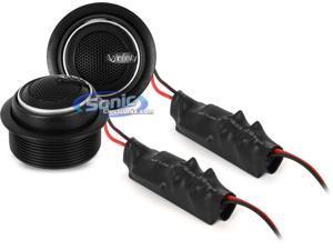 Lanzar optitw Pair Lanzar Optitw 1 200w Car Audio Titanium Dome Tweeter 200 Watt