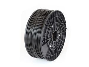 WyzWorks® Premium 3D Printer Filament: ABS 1.75 MM 2.2 lbs Makerbot Reprap Mendel UP FlashForge CHOOSE COLOR – BLACK