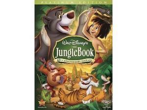 Disney's The Jungle Book 2 Disc DVD Platinum Edition