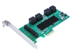 ORICO PCI-E to SATA3.0 & eSATA Expansion Card (PAS-2E2U)
