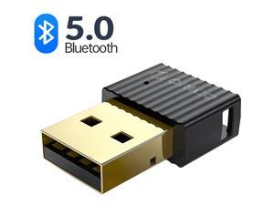 ORICO Mini Wireless USB Bluetooth Dongle Adapter 5.0 Bluetooth Audio Receiver Transmitter aptx for PC Speaker Mouse Laptop