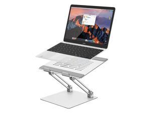 ORICO Adjustable Laptop Stand Riser Aluminum Foldable Computer Stand Portable Cooling Notebook Holder for MacBook Air
