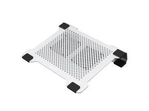 ORICO 15.6-inch Notebook Computer Radiator Bracket Plate Aluminum for Apple Notebook Cooling Pad 14 -Silver (NA15)