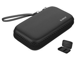 """ORICO PHB-25 Portable 2.5-Inch External Hard Drive Protect Bag Carrying Case Digital Storage Bag Travel Organizer Case For USB/Data Cable 2.5""""Hard Disk PH-D1"""