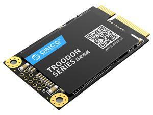 ORICO mSATA 256GB SATA III 3D NAND Internal SSD TLC - mSATA3.0 6Gbps Internal Solid State Drive for Desktop Laptop (M200)