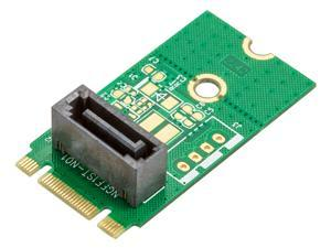 ORICO SATA to M.2 NGFF Adapter SATA 7PIN to M.2 SSD Solid State Hard Drive Adapter 22X40 Size Support SATA3 Protocol