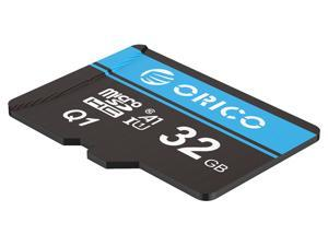 ORICO Ultra 32GB Micro SD Card Class 10 Memory Card with Adapter, Speed Up to 80MB/s