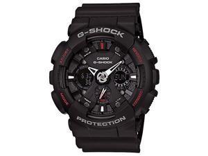Casio GA120-1A Black G-Shock Analog Digital Anti-Magnetic