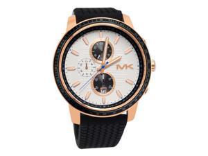 Michael Kors Quartz White Dial Men's Analog Watch #MK8343